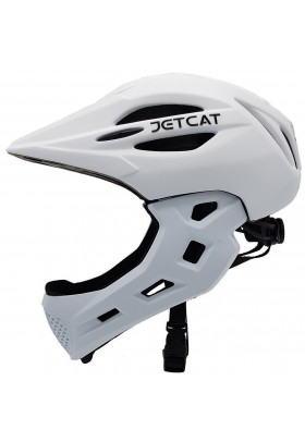 Шлем FullFace - Start (White) -  JetCat